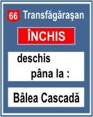 indicator rutier Drum inchis sau deschis